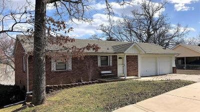 Craig County, Delaware County, Mayes County, Ottawa County Single Family Home For Sale: 25020 S 613 Dr