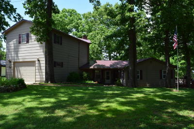 Craig County, Delaware County, Mayes County, Ottawa County Single Family Home For Sale: 61870 E 263 Loop