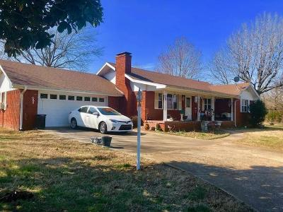 Jay Single Family Home For Sale: 10745 Ok-20