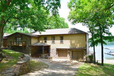 Single Family Home For Sale: 402 Private Road 97