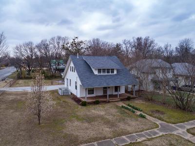 Vinita Single Family Home For Sale: 247 S Brewer St