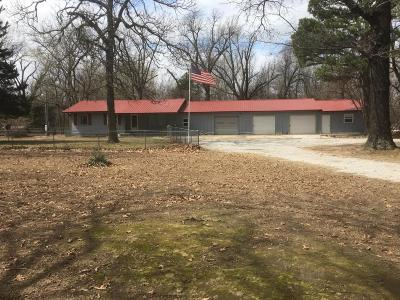 Grove Single Family Home For Sale: 34253 S Hwy 59