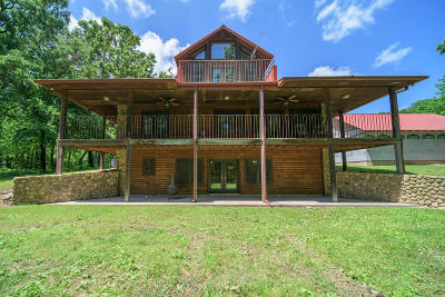 Grove, Jay Single Family Home For Sale: 64505 E 240 Rd