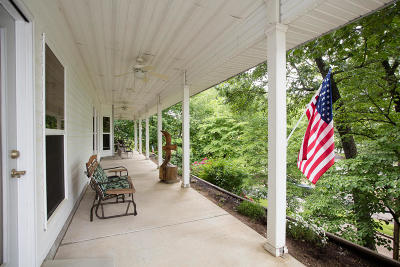 Eucha Single Family Home For Sale: 5631 County Rd 366