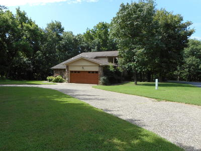 Afton Single Family Home For Sale: 341288 Osprey Rd.