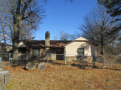 Craig County, Delaware County, Mayes County, Ottawa County Single Family Home For Sale: 211 Sky Line