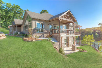 Disney, Eucha Single Family Home For Sale: 81 Rock Cabin Rd