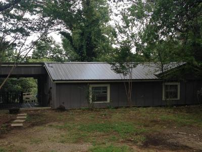 Eucha Single Family Home For Sale: 398 Ok-28