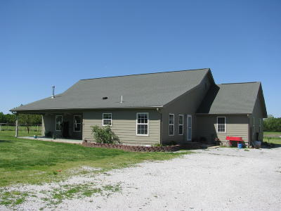 Farm & Ranch For Sale: 39317 S 510 Rd.