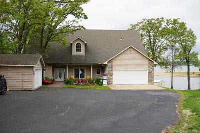 Disney Single Family Home For Sale: 261 E Limestone