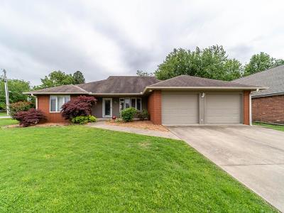 Vinita Single Family Home For Sale: 601 Persimmon Dr
