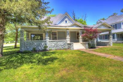 Vinita Single Family Home For Sale: 147 S Brown St