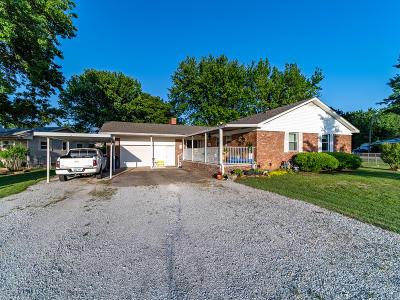 Vinita Single Family Home For Sale: 706 N Brown St