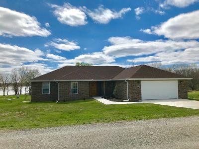 Craig County, Delaware County, Mayes County, Ottawa County Single Family Home For Sale: 25919 S 579 Loop