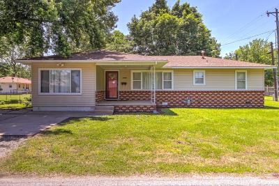 Vinita Single Family Home For Sale: 611 W Louise Ave