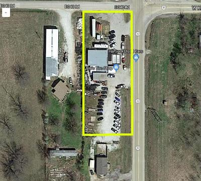Delaware County, Mayes County, Rogers County, Wagoner County, Craig County, Ottawa County, Adair County, Cherokee County Commercial For Sale: 34023 South Highway 82