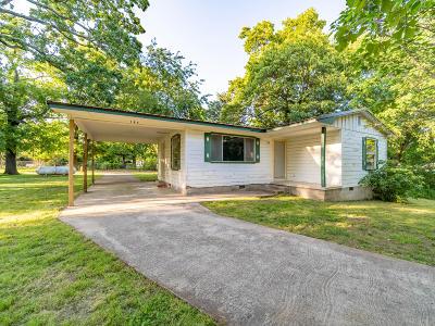 Vinita Single Family Home For Sale: 130 E Cheyenne