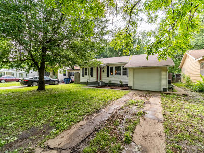 Vinita Single Family Home For Sale: 515 N Miller St