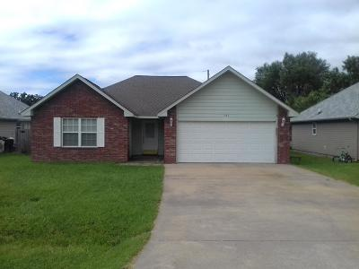 Jay Single Family Home For Sale: 911 Ne 2nd St