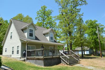 Eucha Single Family Home For Sale: 1921 Hendryx Point Rd