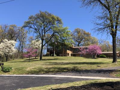 Afton Single Family Home For Sale: 453296 E 320 Rd