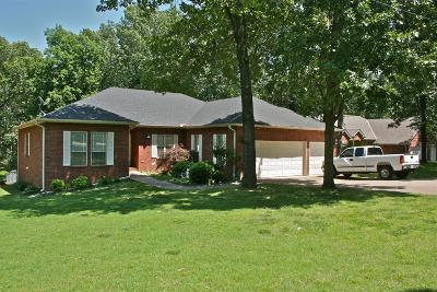 Grove Single Family Home For Sale: 1663 Dilar Dr