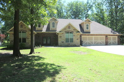 Grove, Jay Single Family Home For Sale: 29530 S 585 Trl