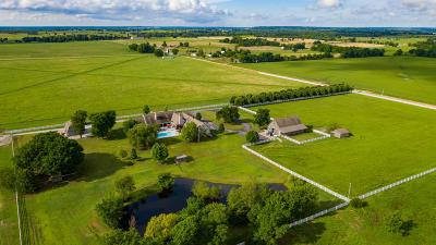 Afton, Vinita Single Family Home For Sale: 27810 S 4510