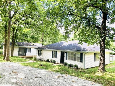 Bernice OK Single Family Home For Sale: $129,900