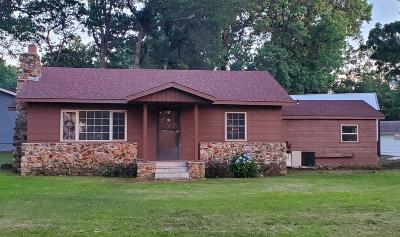 Grove Single Family Home For Sale: 31447 S 617 Loop