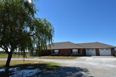 Afton, Vinita Single Family Home For Sale: 57455 E 230 Rd