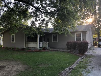 Vinita Single Family Home For Sale: 505 N Brewer St