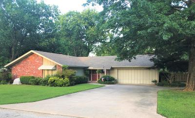 Afton, Vinita Single Family Home For Sale: 312 S Ross