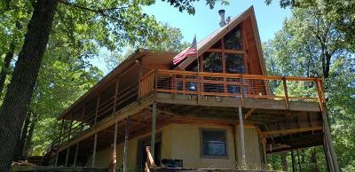 Jay Single Family Home For Sale: 53800 E 330