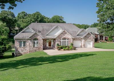 Grove Single Family Home For Sale: 1620 Dilar Dr