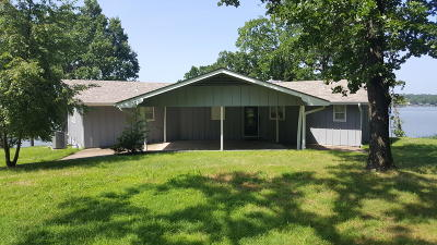 Grove Single Family Home For Sale: 31351 S. 628 Road