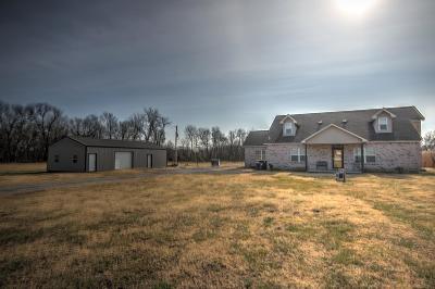 Vinita Single Family Home For Sale: 445011 E 360 Rd