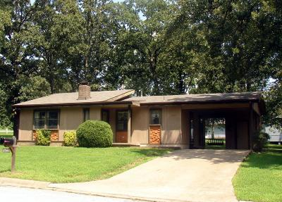 Grove OK Single Family Home For Sale: $69,500