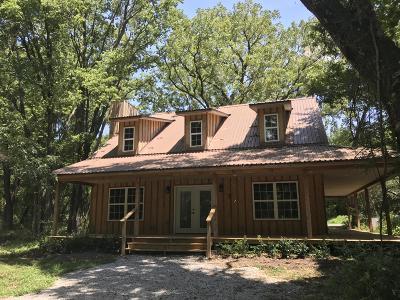 Monkey Island Single Family Home For Sale: 55400 E 280 Rd