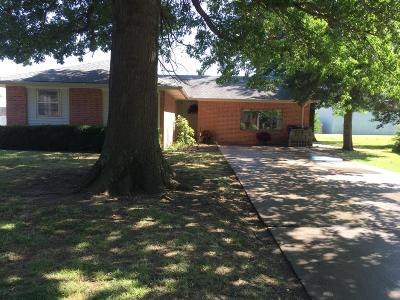 Vinita Single Family Home For Sale: 311 Sunset Dr