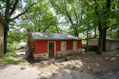 Eucha Single Family Home For Sale: 628 Morrow Drive