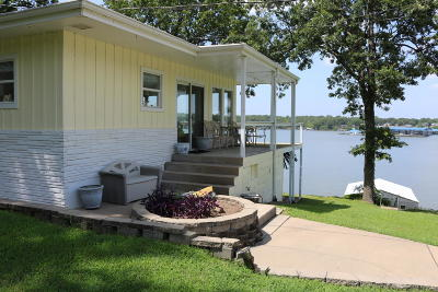 Craig County, Delaware County, Mayes County, Ottawa County Single Family Home For Sale: 61890 E 313 Rd