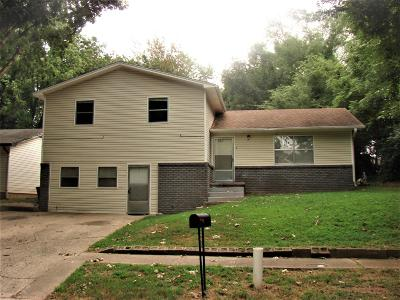 Grove OK Single Family Home For Sale: $129,900
