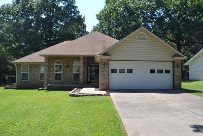 Grove Single Family Home For Sale: 24811 S 639 Pl