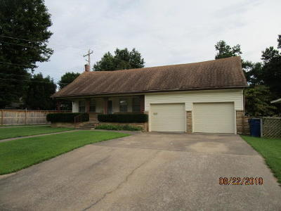 Vinita Single Family Home For Sale: 111 Mockingbird Ln