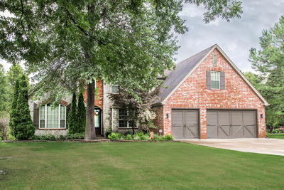 Grove, Jay Single Family Home For Sale: 5078 Lake Breeze Rd
