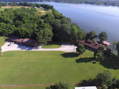 Grove Single Family Home For Sale: 66500 E 255 Rd