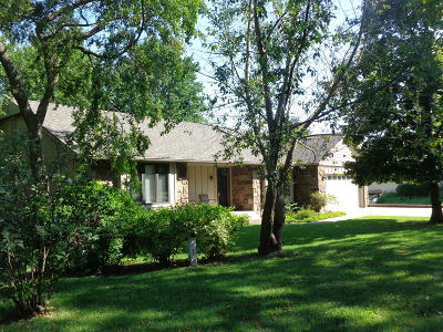 Grove Single Family Home For Sale: 25261 S 613 Rd
