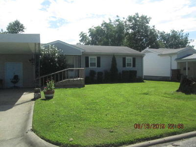 Miami Single Family Home For Sale: 1316 B St
