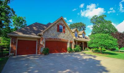 Grove, Jay Single Family Home For Sale: 58571 E 296 Pl